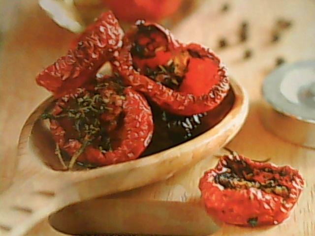 помидоры вяленые