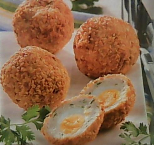 зразы куриные с яйцом