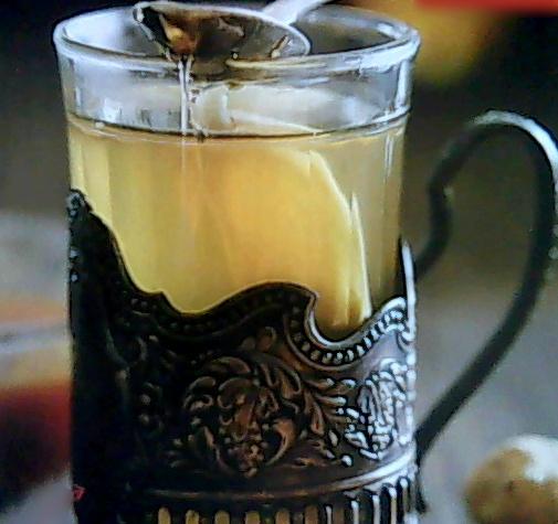имбирный напиток